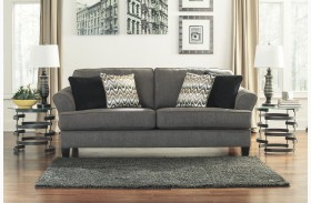 Gayler Steel Stationary Sofa