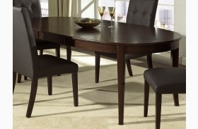 Cirque Oval Dining Table
