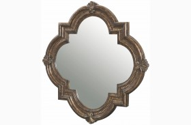 La Bella Vita Decorative Accent Mirror