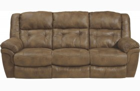 Joyner Almond Power Reclining Sofa