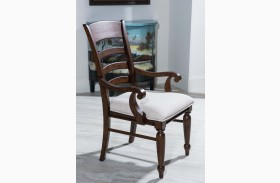 Blue Ridge Ladder Back Arm Chair