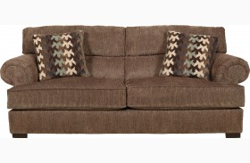 Hayden Bark and Smoke Sofa