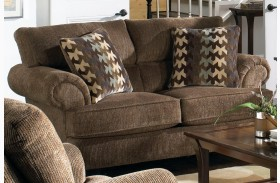 Hayden Bark and Smoke Loveseat