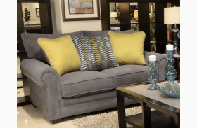 Anniston Carbon Loveseat