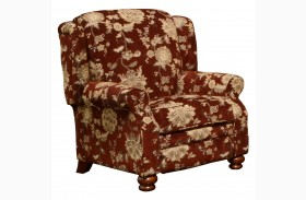 Belmont Merlot Reclining Chair