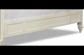 Smart Stuff Genevieve French White Crib Conversion Kit