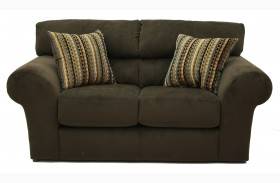 Mesa Chocolate Loveseat