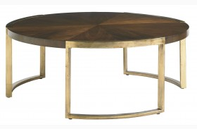 Crestaire Porter Autry Round Cocktail table