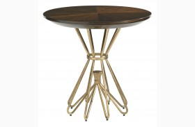 Crestaire Porter Milo Round Lamp Table