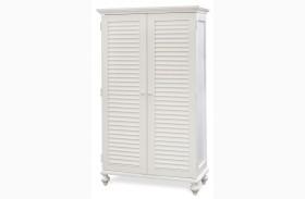 Smartstuff White Classic Wardrobe