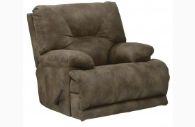 Voyager Brandy Power Recliner