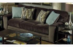 Whitney Chocolate Sofa