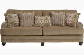 Brennan Camel Sofa