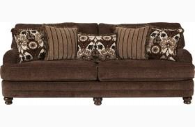 Brennan Espresso Sofa