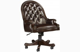 Casa D'Onore Sella Executive Desk Chair