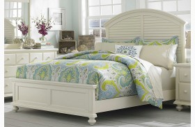 Seabrooke Twin Panel Bed