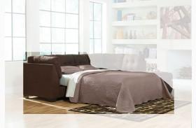 Maier Walnut LAF Full Sofa Sleeper