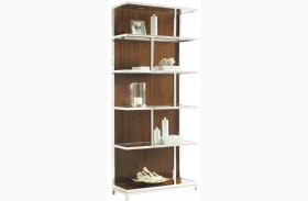 Mirage Kelly Bookcase