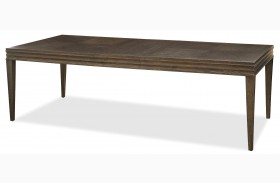 California Hollywood Hills Extendable Dining Table