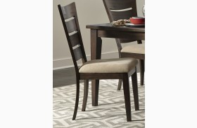 Pebble Creek II Ladder Back Side Chair