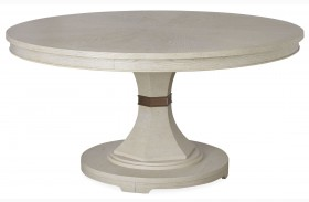California Malibu Round Dining Table