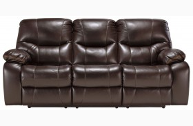 Pranas Brindle Power Reclining Sofa
