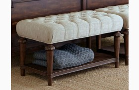 Cranford Upholstered Bed Bench