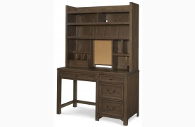 Kenwood Desk With Hutch