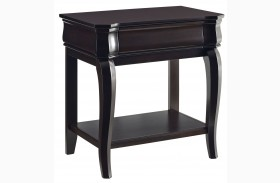 Aryell Dark Night Table