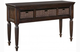Jessa Media Console Table