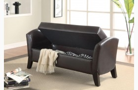 Dark Brown Bench 500951