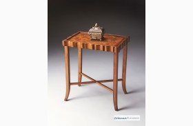 Olive Ash Tea Table