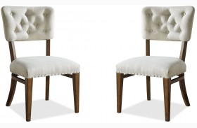 Remix Bannister Side Chair Set of 2