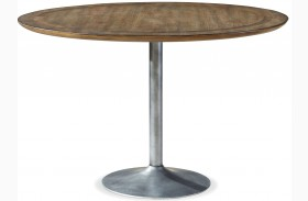 Remix Bannister Round Dining Table