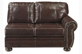Banner Coffee RAF Loveseat