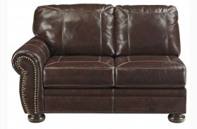 Banner Coffee LAF Loveseat
