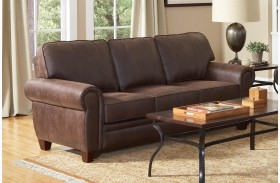 Bentley Brown Sofa