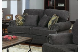 Colton Grey Loveseat