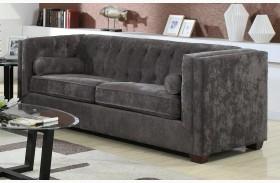 Alexis Charcoal Sofa