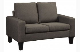 Bachman Grey Loveseat