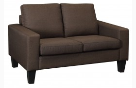 Bachman Brown Loveseat