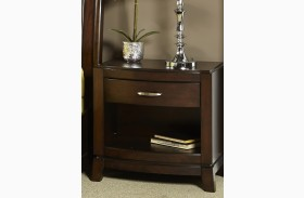 Avalon Truffle Nightstand