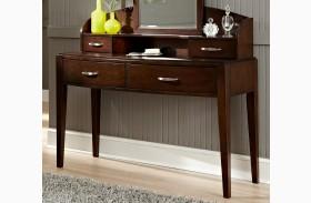 Avalon Truffle Desk with Hutch