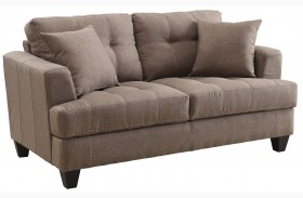 Samuel Brown Loveseat