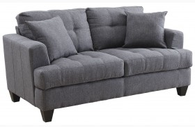 Samuel Gray Loveseat