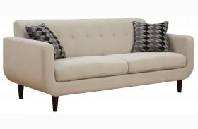 Stansall Ivory Sofa