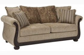 Beasley Brown Loveseat