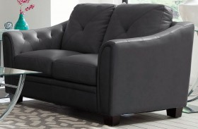 Avison Grey Loveseat