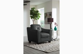 Avison Grey Accent Chair