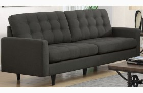 Kesson Charcoal Sofa
